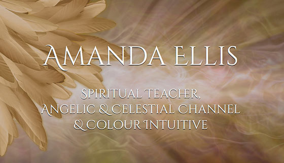 Amanda Ellis|Colour Therapy|Metatron Angels|Healing Colour|Spiritual